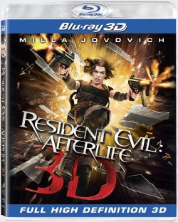 Resident Evil : Afterlife - Blu-ray 3D