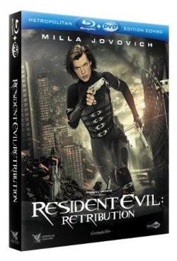 Resident Evil: Retribution - Blu Ray