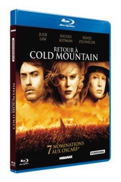 Retour à Cold Mountain Blu Ray