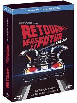 Retour vers le futur - Nouveau coffret Blu Ray collector