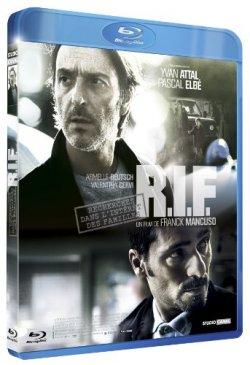 R.I.F. Blu-ray
