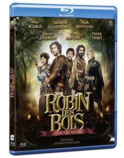 Robin des Bois, la véritable histoire - Blu Ray