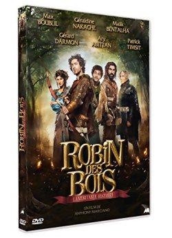 Robin des Bois, la véritable histoire - DVD