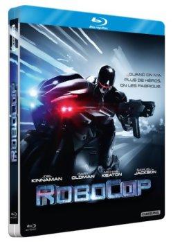 Robocop 2014 - Blu Ray Steelbook