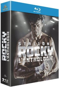 Rocky - l'Anthologie Blu Ray
