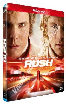 Rush - Blu Ray