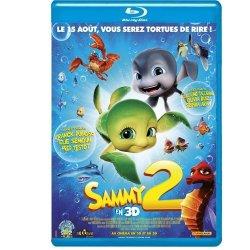 Sammy 2 - Combo Blu-ray 3D + DVD