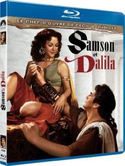 Samson et Dalila - Blu Ray