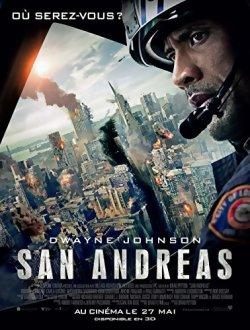 San Andreas - Blu Ray