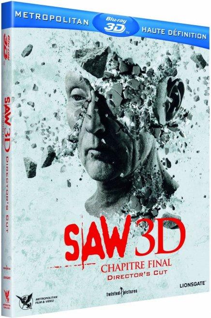 Saw : L'intégrale testée en Blu-Ray !