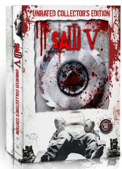 Saw 5 - Unrated Widescreen