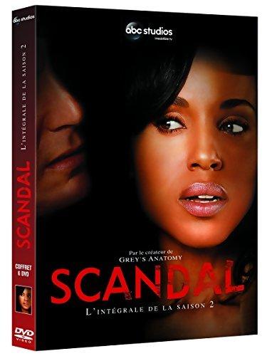 Scandal - Saison 2 - DVD