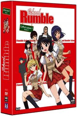 School rumble - Coffret 1