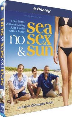 Sea no sex and sun - Blu Ray