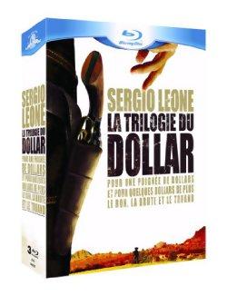 Sergio Leone : La trilogie du dollar - Blu Ray