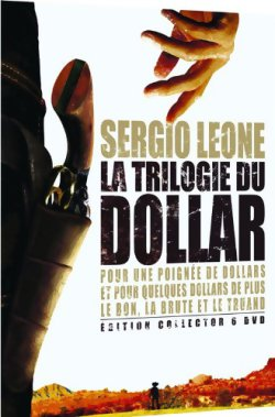 Sergio Leone : La trilogie du dollar - DVD