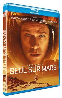 Seul sur Mars - Blu Ray