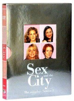 Sex and the City Saison 2 DVD