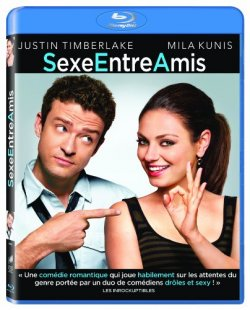 Sexe entre amis Blu-ray
