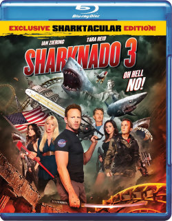 Sharknado 3 [Blu-ray]