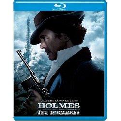 Sherlock Holmes 2 : Jeu d'ombres Blu-ray