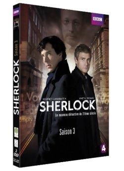 Sherlock saison 3 - DVD