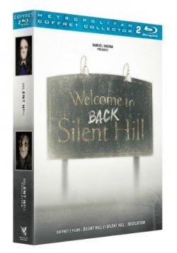 Silent Hill : Coffret Intégrale