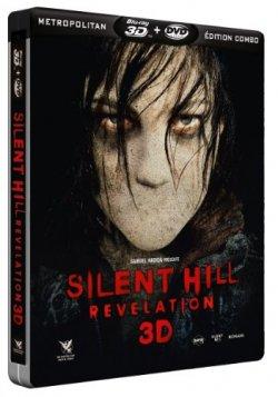 Silent Hill Revelation - Blu Ray 3D