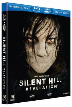 Silent Hill Revelation - Blu Ray