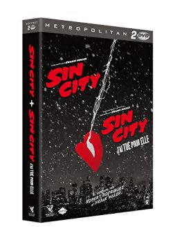 Sin City 1 & 2 - DVD