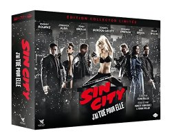 Sin City 2 - Blu Ray 3D Collector