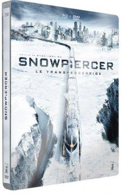 Snowpiercer, Le Transperceneige - Blu Ray