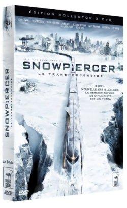 Snowpiercer, Le Transperceneige - DVD