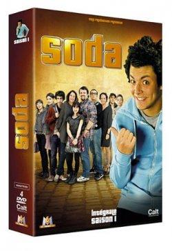 Soda, saison 1 - coffret 4 DVD