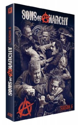 Sons of Anarchy Saison 6 - DVD