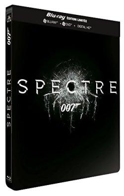 Spectre - Blu Ray [SteelBook]