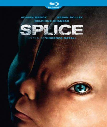 Test du Blu-Ray Test du Blu-Ray Splice avec Adrien Brody avec Adrien Brody