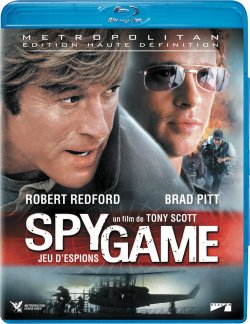 Spy Game Blu Ray