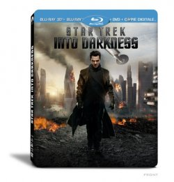 Star Trek Into Darkness - Blu Ray 3D