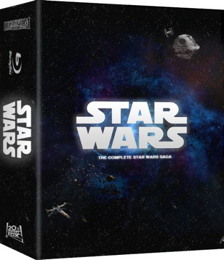 Star Wars Blu Ray : les bonus