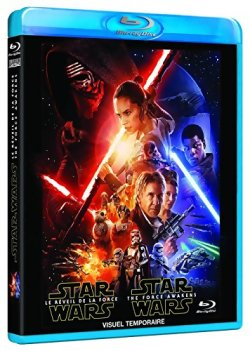 Star Wars : Le Réveil de la Force - Blu Ray
