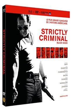 Strictly Criminal - Blu Ray