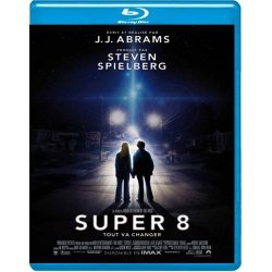 Super 8 - Blu Ray + DVD + Copie Digitale