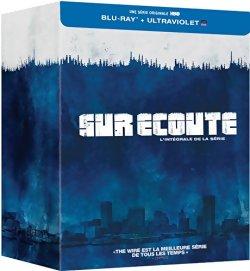 Sur écoute (The WIre) - Intégrale Blu ray