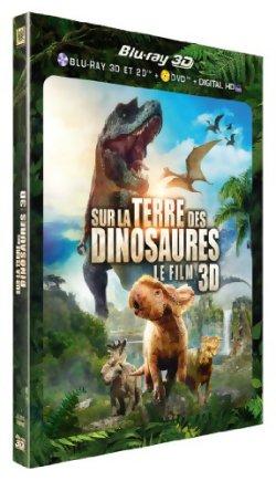 Sur la terre des Dinosaures Blu-ray 3D Collector
