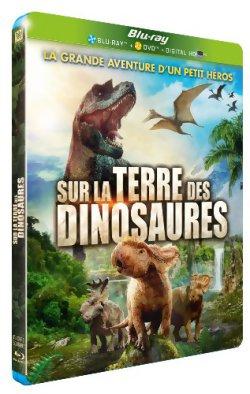 Sur la terre des Dinosaures - Blu Ray