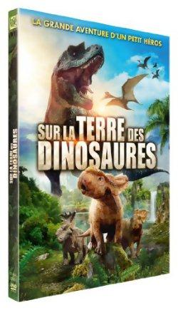 Sur la terre des Dinosaures - DVD