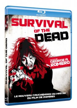 Survival of the dead - Blu Ray