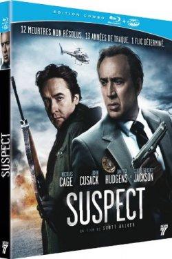 Suspect [Blu-ray]