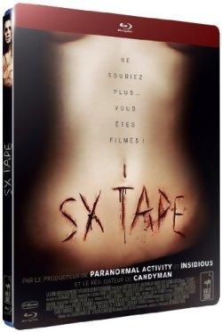SX Tape - Blu Ray